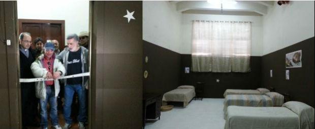 Messina inaugurata la casa di vincenzo dimora per i senzatetto - Casa della moquette messina ...