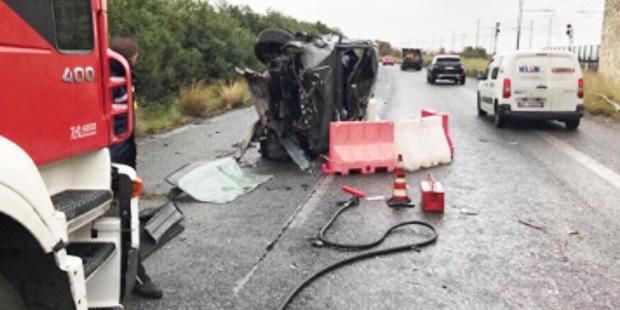 Incidente mortale sulla A20 tra Rometta e Milazzo. I dettagli