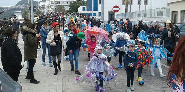 Carnevale: è il giorno della prima sfilata