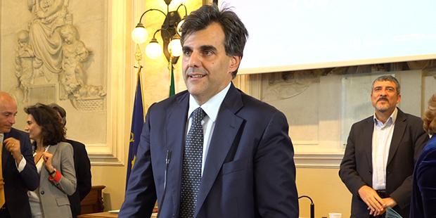 Cuzzocrea è il nuovo rettore dell'Università di Messina